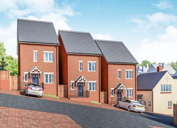 Thumbnail 3 bed detached house for sale in Broadwaters Drive, Kidderminster