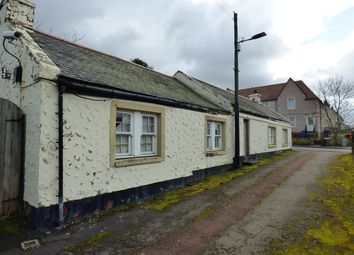 Thumbnail Cottage for sale in School Lane, Carnwath, Lanark