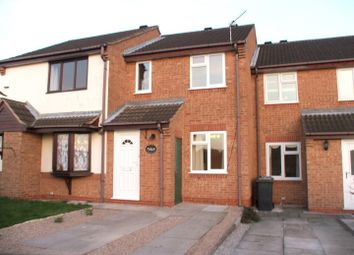 Thumbnail 2 bedroom town house to rent in Stowmarket Drive, Derby