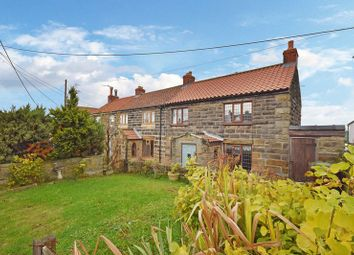 Thumbnail 3 bed cottage for sale in Coach Road, Sleights, Whitby