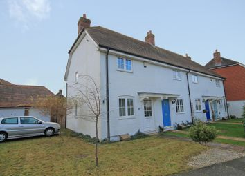 Thumbnail 2 bedroom semi-detached house to rent in Berrall Way, Billingshurst