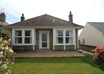 Thumbnail 4 bed detached bungalow for sale in Currian Road, Nanpean, St Austell, Cornwall