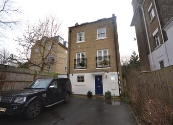Thumbnail 4 bed detached house for sale in Leigham Court Road, London