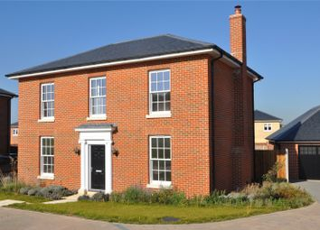 Thumbnail 5 bed detached house for sale in Plot 107 St George's Park, George Lane, Loddon, Norwich