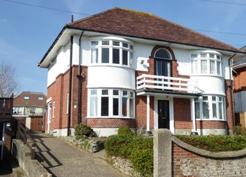 Thumbnail 3 bed flat for sale in Dingle Road, Southbourne, Bournemouth