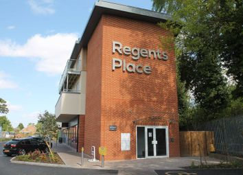 Thumbnail 1 bed flat to rent in Hersham Road, Walton-On-Thames