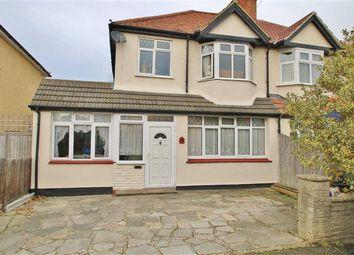 Thumbnail 3 bed semi-detached house for sale in Poulton Avenue, Sutton