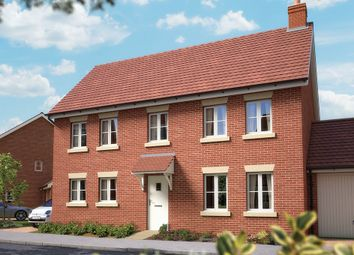 "Thumbnail 4 bed detached house for sale in ""The Montpellier"" at Archer's Way, Amesbury, Salisbury"