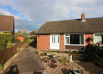 Thumbnail 2 bed bungalow for sale in South Croft, Houghton, Carlisle, Cumbria