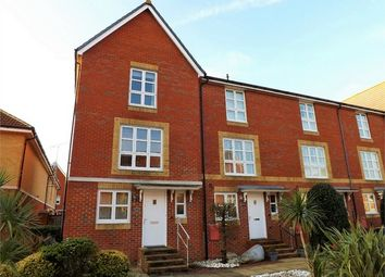 Thumbnail 4 bed end terrace house to rent in Caroline Way, North Harbour, Eastbourne, East Sussex