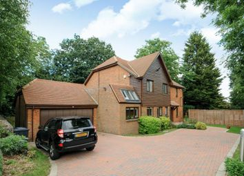 Thumbnail 5 bedroom detached house for sale in Arkley, Barnet EN5,