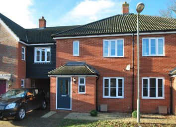 Thumbnail 3 bedroom terraced house to rent in Knights Mead, Lingfield
