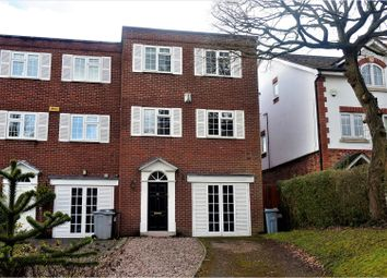 Thumbnail 4 bed end terrace house to rent in Briarwood, Wilmslow