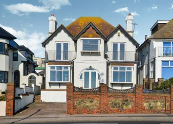 Thumbnail 4 bed detached house for sale in Marine Drive, Saltdean, Brighton