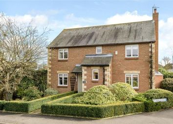 Thumbnail 4 bedroom detached house for sale in 1 St. Giles Close, Holme, Peterborough