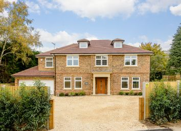 Thumbnail 5 bed detached house for sale in Stockton Avenue, Fleet, Hampshire
