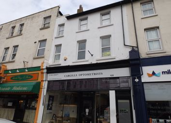 Thumbnail Studio to rent in Sandgate Road, Folkestone