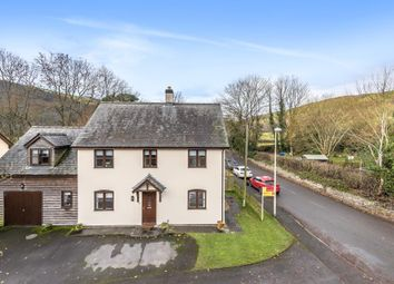 Thumbnail 4 bed detached house for sale in New Radnor, Presteigne