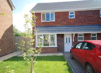 Thumbnail 3 bedroom semi-detached house to rent in Scalwell Lane, Seaton