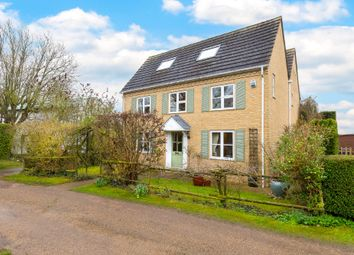Thumbnail 5 bed detached house for sale in Boxworth, Cambridge