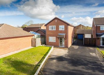 Thumbnail 3 bed detached house for sale in Ashfields, Leyland, Preston
