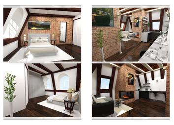 Thumbnail 1 bed flat for sale in Gatliff Close, Ebury Bridge Road, London