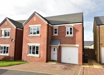 Thumbnail 4 bed detached house for sale in Brookview Close, Blackburn