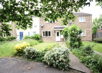 Thumbnail 2 bed terraced house to rent in Pettis Road, St. Ives, Huntingdon