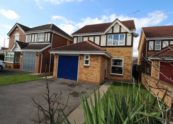 Thumbnail 3 bed detached house for sale in Cranfield Drive, Skellow, Doncaster, South Yorkshire