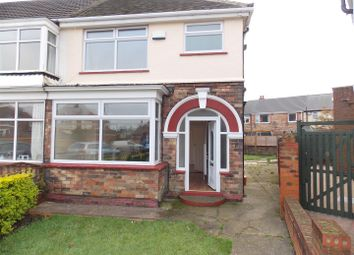 Thumbnail 3 bed terraced house to rent in Simons Place, Cleethorpes