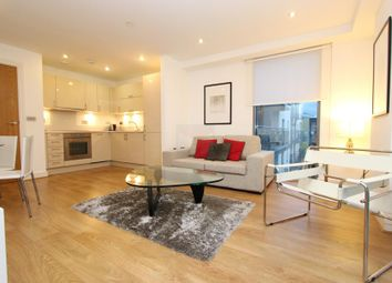 Thumbnail 1 bed flat for sale in Aqua Vista Square, London