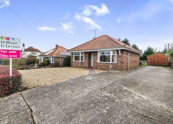 Thumbnail 3 bedroom detached bungalow for sale in Kents Lane, Bungay