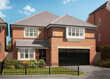 Thumbnail 5 bed detached house for sale in Holloway Road, Duffield, Belper
