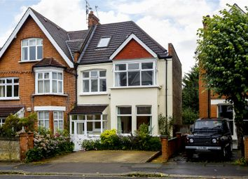 Thumbnail 5 bedroom semi-detached house for sale in Vineyard Hill Road, Wimbledon