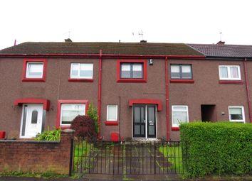 Thumbnail 3 bedroom terraced house for sale in Castlebay Street, Milton, Glasgow