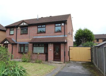 Thumbnail 3 bed semi-detached house for sale in Marling Park, Widnes