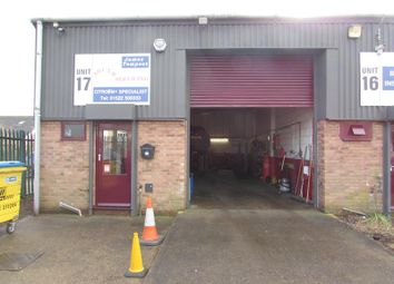 Thumbnail Light industrial to let in Unit 17, Wainer Close, Lincoln