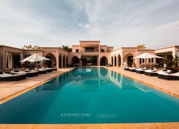 Thumbnail 8 bed villa for sale in Marrakesh (Palmeraie), 40000, Morocco