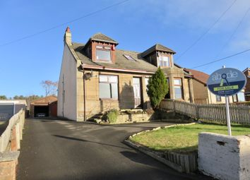 Thumbnail 3 bed semi-detached house for sale in Carlisle Road, Motherwell