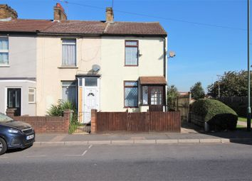 Thumbnail 2 bedroom end terrace house for sale in Manor Road, Erith