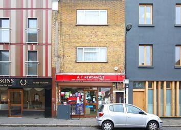 Thumbnail Retail premises to let in Retail Shop, 86 Brandon Street, London