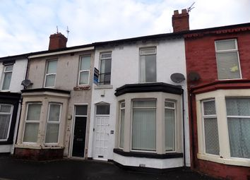 Thumbnail 4 bed terraced house for sale in Ribble Road, Blackpool