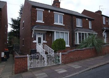 Thumbnail 3 bed semi-detached house to rent in Oakwood Road, Balby, Doncaster