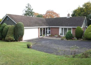 Thumbnail 3 bedroom detached bungalow for sale in Ashley Brake, West Hill, Ottery St. Mary