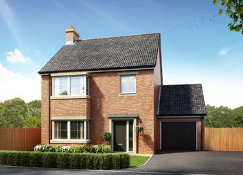 Thumbnail 4 bed detached house for sale in Dale Meadows, Gristhorpe, Filey