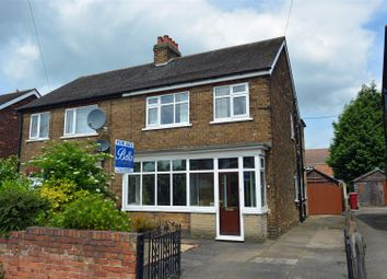Thumbnail 3 bed semi-detached house for sale in Brandon Road, Scunthorpe
