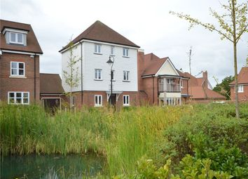 Thumbnail 3 bed detached house for sale in Bulrushes, Fleet, Hampshire