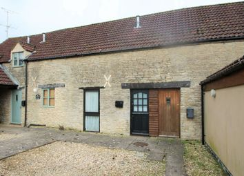 Thumbnail 1 bed terraced house for sale in Tythe Barn, Oaksey, Wiltshire
