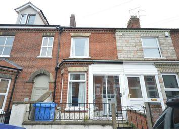 Thumbnail 3 bedroom terraced house for sale in Bond Street, Norwich
