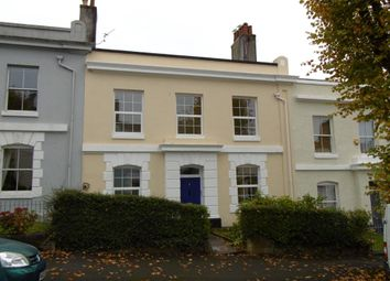 Thumbnail 1 bed flat to rent in Haddington Road, Plymouth, Devon